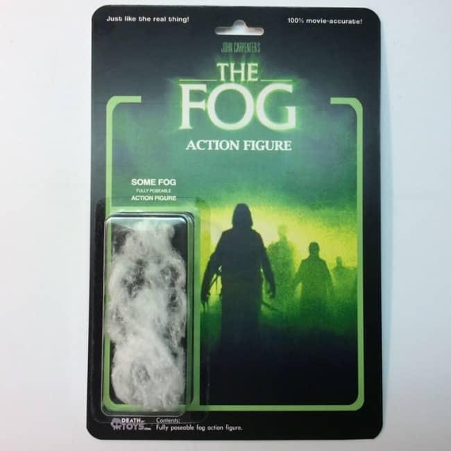 Epic Fail Design Choices the fog