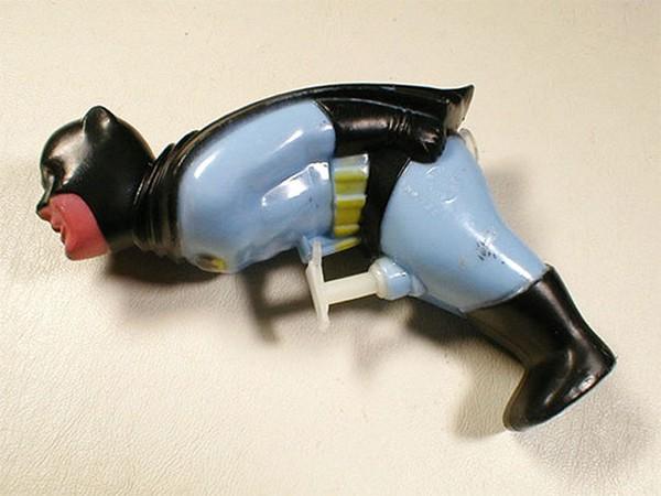 Epic Toy Design Fails batman squirt gun