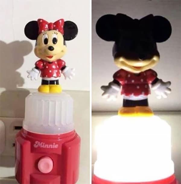 Epic Toy Design Fails night light