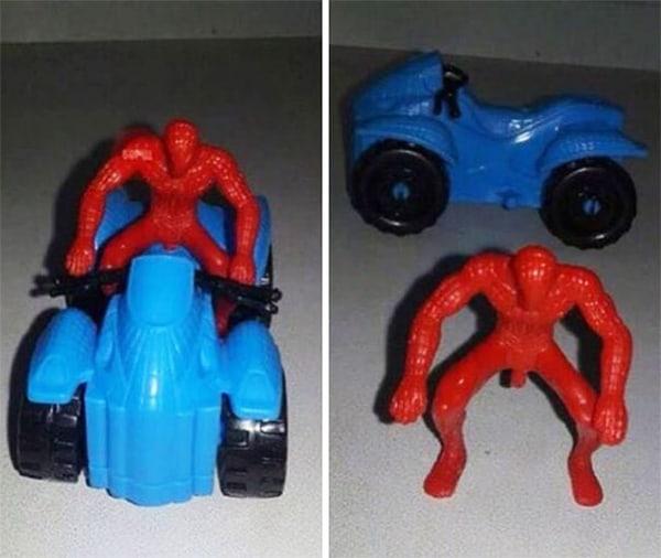 Epic Toy Design Fails spiderman toy