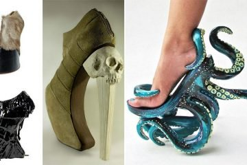 Filipino Designer Kermit Tesoro Creates The Craziest Shoes Ever