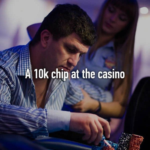 Funny Things That Drunk People Bought 10k chip