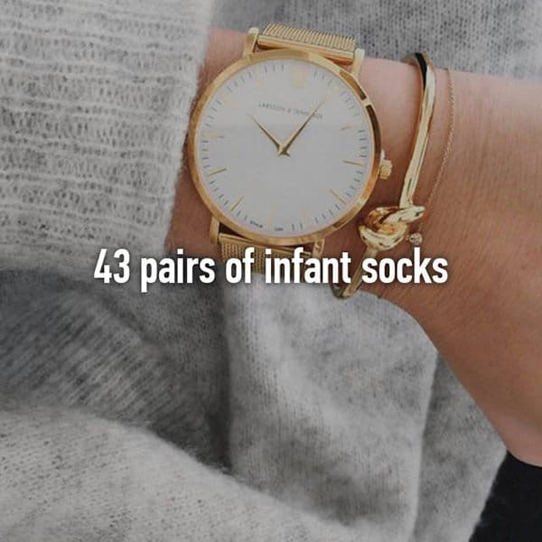 Funny Things That Drunk People Bought infant socks