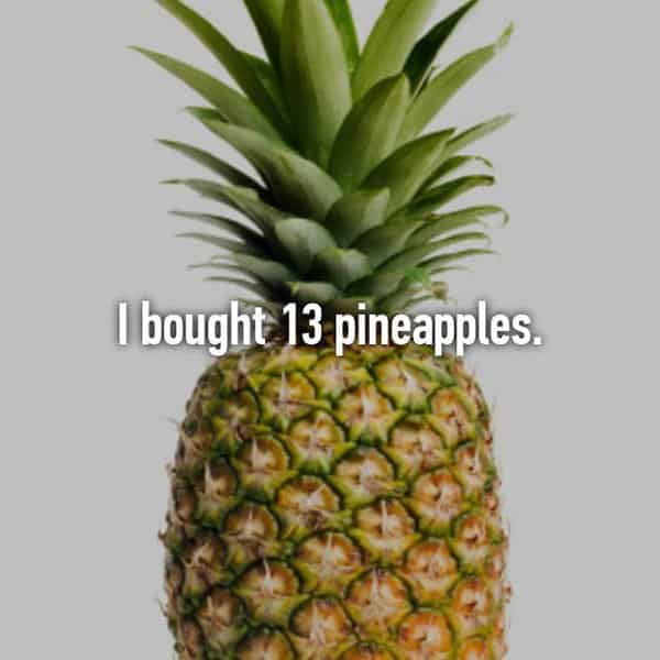 Funny Things That Drunk People Bought pineapples