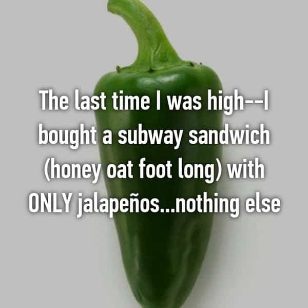 Funny Things That Drunk People Bought subway