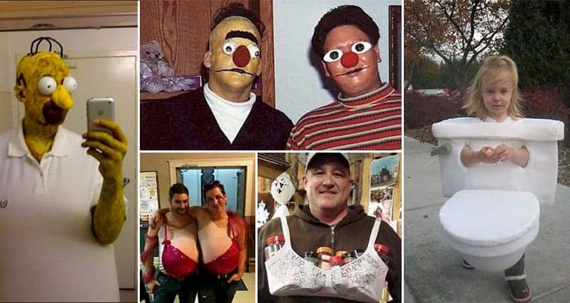 Awfuleverything Halloween Costume: Hellish Halloween Costumes That Are Scary For All The