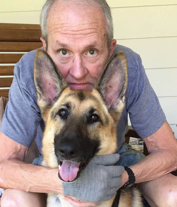 Heroic Dogs jerry flanigan