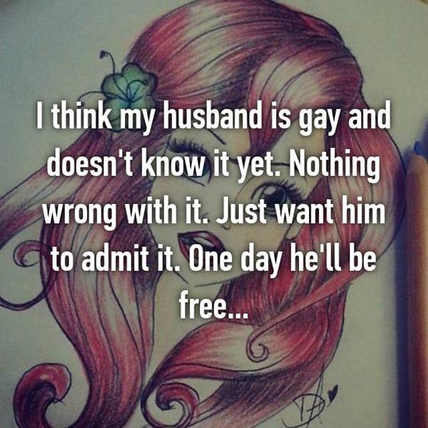 Husbands Are Secretly Gay admit it