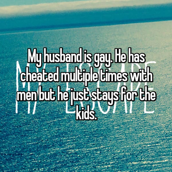 Husbands Are Secretly Gay cheated