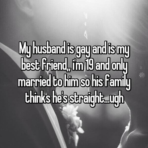 Husbands Are Secretly Gay ugh