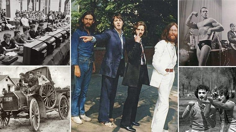Incredible Historic Photos That Will Blow You Away