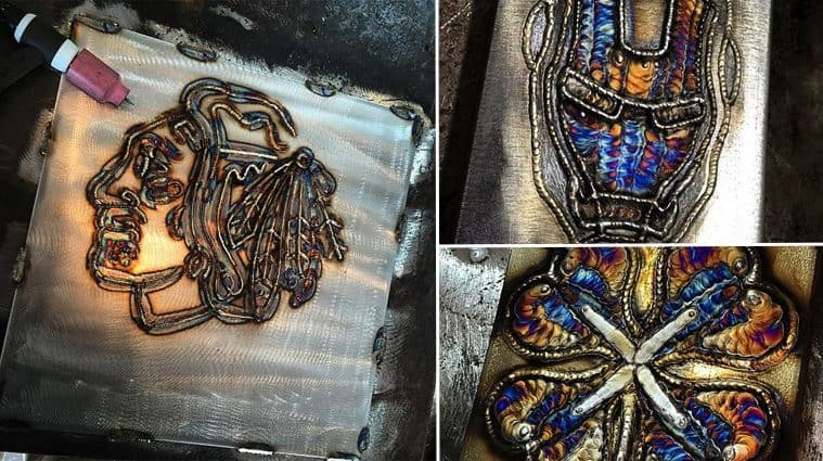Incredible Welding Art Created By Richard Lauth