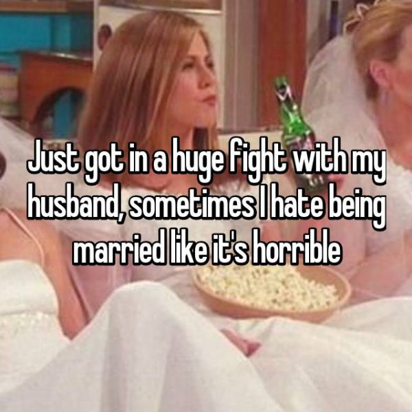 Women Confess Why They Hate Being Married