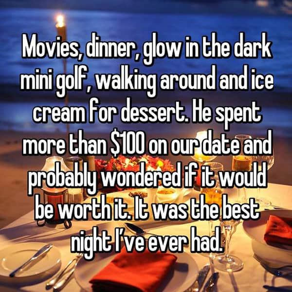Memorable Romantic Dates best ever