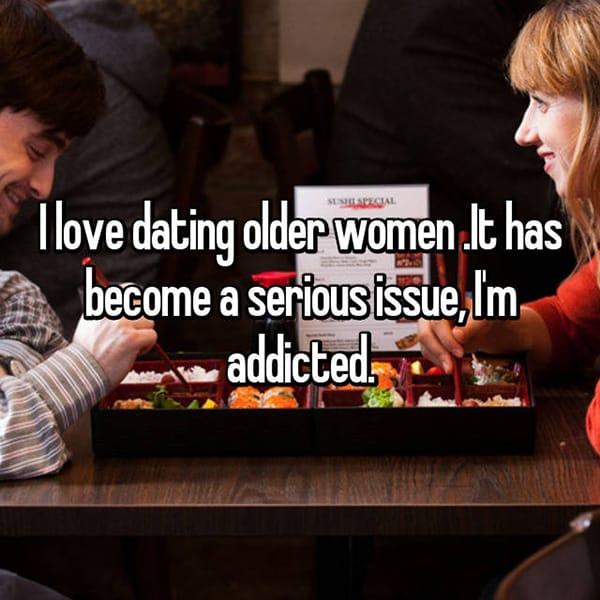Dating Older Women - Reasons Why Men Prefer Dating Older Women