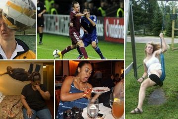 Perfect Photos That Couldn't Have Been Timed Any Better