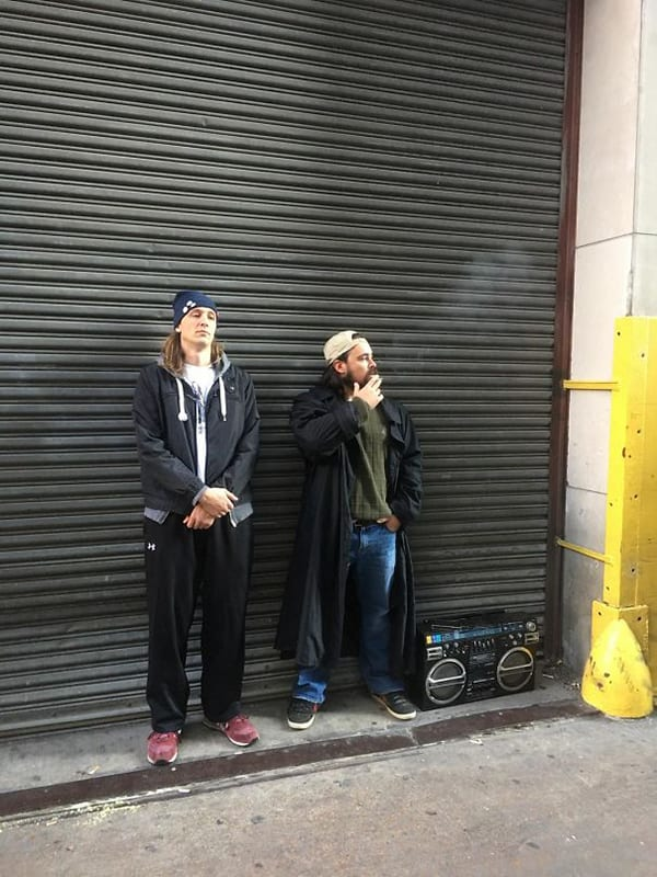 Realistic Transformations cosplay jay silent bob