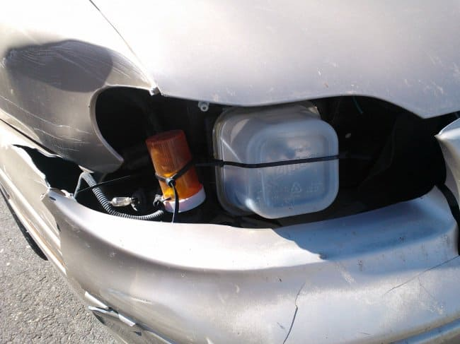 Really Stupid Or Pure Genius Ideas broken headlights