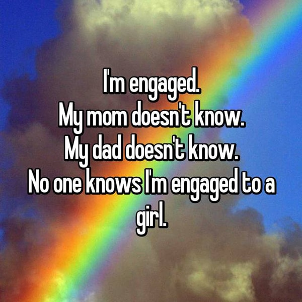 Reasons That People Are Secretly Engaged a girl