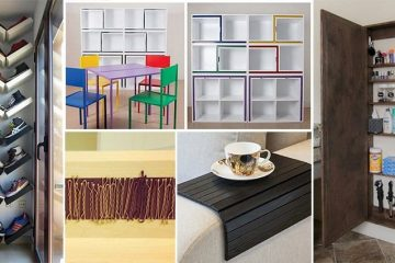 Simple Space-Saving Ideas For Your Home