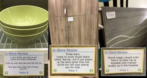Store Note Comedian Jeff Wysaski Steps It Up A Notch And Trolls IKEA With Hilarious Results