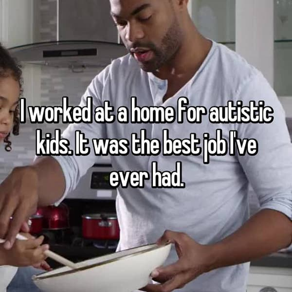 The Best Jobs home for autistic kids