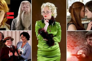 The Craziest Harry Potter Fan Theories Ever