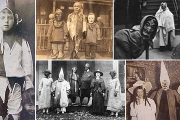 These Old Halloween Photos Will Terrify Anyone