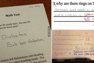 Times Students With The Wrong Answers Made Their Teacher Smile