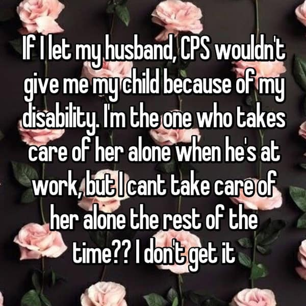 Women Stay With Their Husbands Unhappy cps