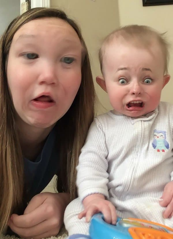 the funniest and creepiest baby face swaps on the internet