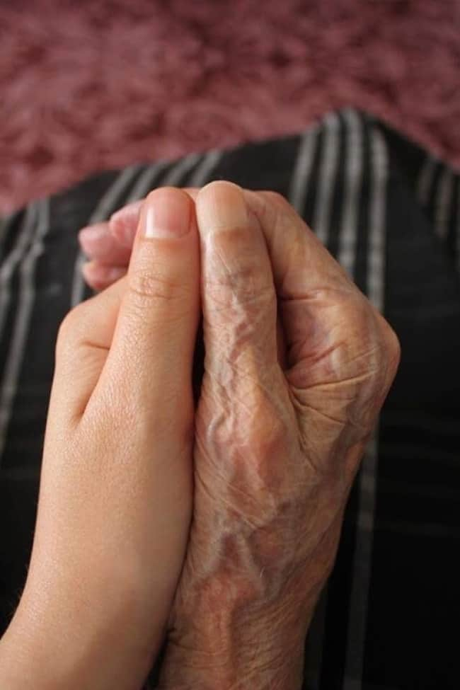 hands-across-generations