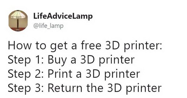 how-to-get-a-free-3d-printer