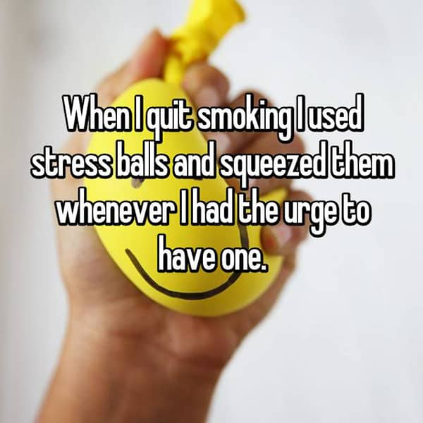 how-to-handle-smoking-cravings stress balls
