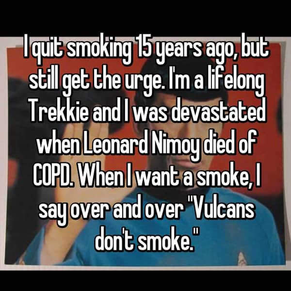 how-to-handle-smoking-cravings vulcans dont smoke