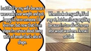 men-who-feel-that-they-settled-for-their-wives