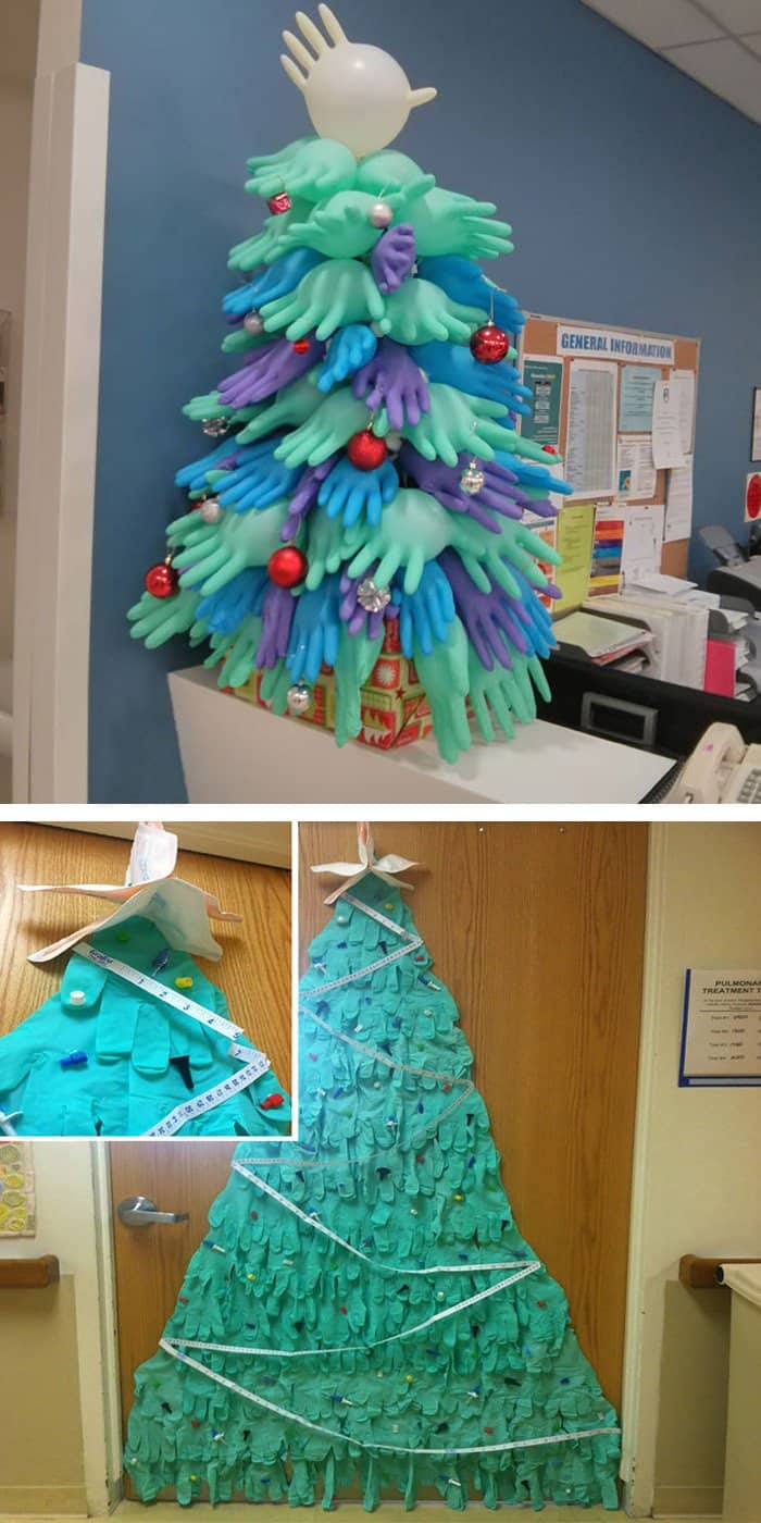 Christmas Decorations That Can Turn A Hospital Into Joyful