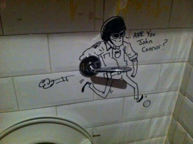 cop-vandal