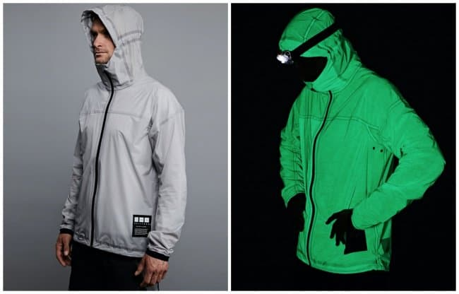 Fluorescent-jacket