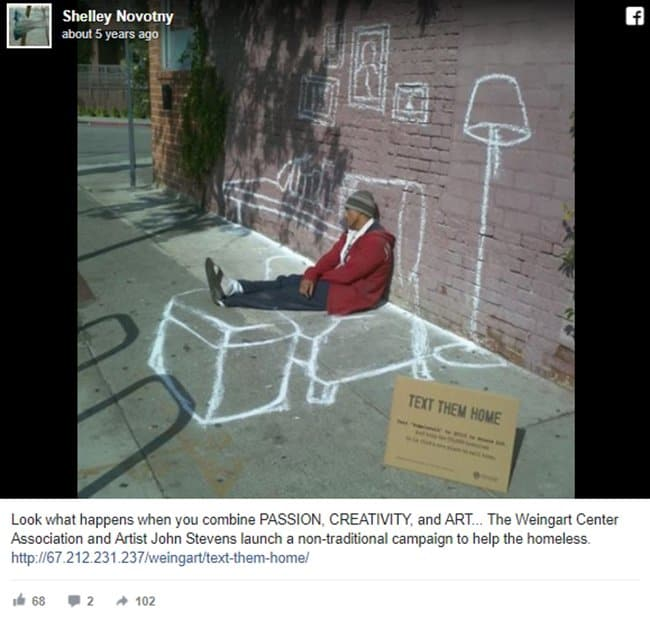 homeless-man-is-creative