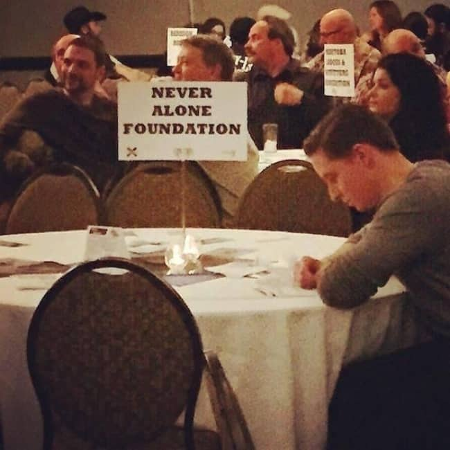 ironic-table-sign