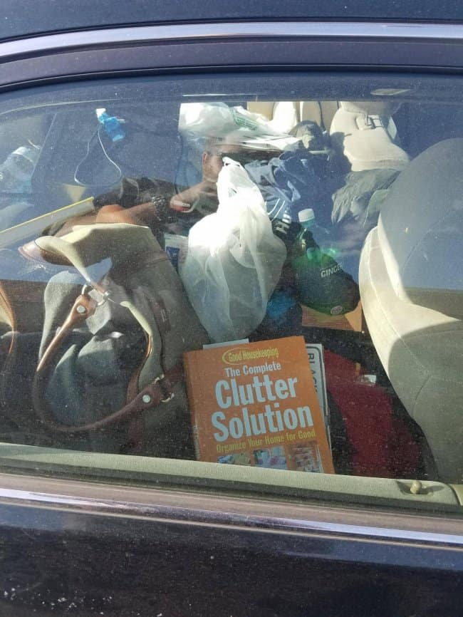 ironic-clutter-problem