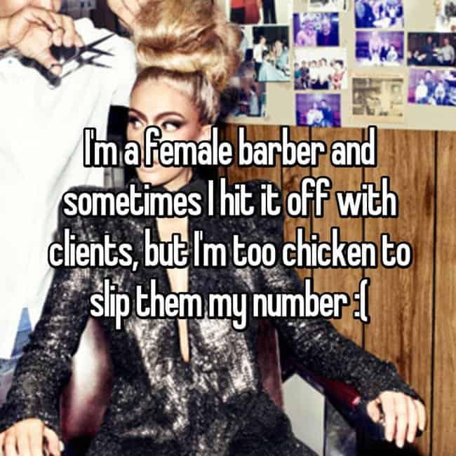 female-barber-struggles