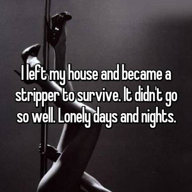 started-a-stripper-life