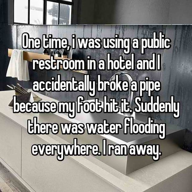 accidentally_broke_a_pipe_floor_flooded_public_restroom_encounters