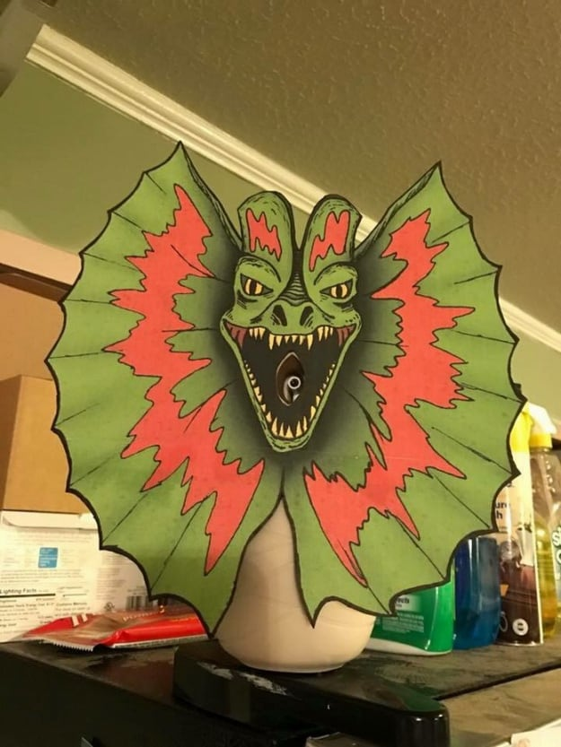 air-freshener-with-a-dragon