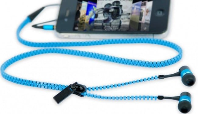 anti tangle earphones