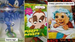bizarre toys for kids