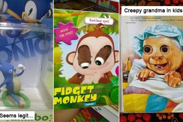 bizarre toys for kids