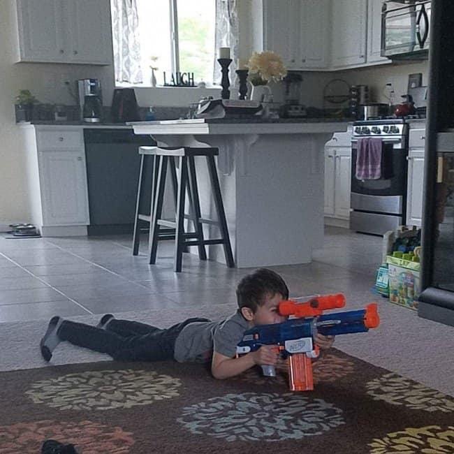 boy-holding-a-nerf-gun